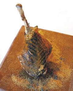 grill hurtigkarl pejs opskrifter lammekølle lamb