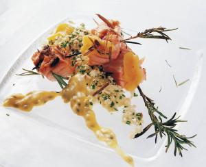 grill hurtigkarl pejs opskrifter laks salmon